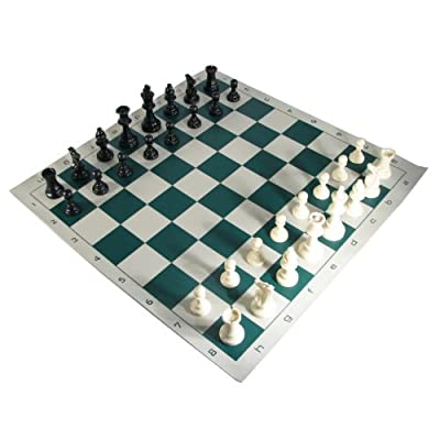 Weighted Professional Tournament Combination Chess Set