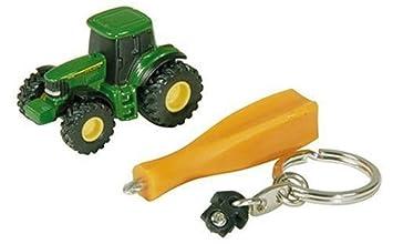 Bruder 004106920 - Llavero con Tractor John Deere: Amazon.es ...