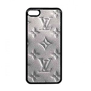 Louis and Vuitton Phone Custodia Cover, Louis and Vuitton iPod Touch 6, Louis and Vuitton Hard Plastic Black Cover