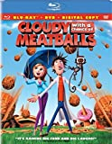 Cloudy with a Chance of Meatballs [Blu-ray]