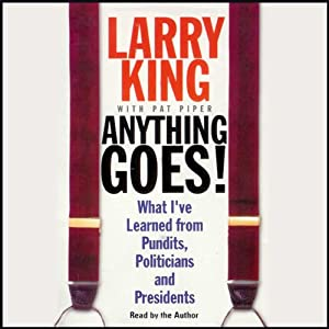 Anything Goes! Audiobook