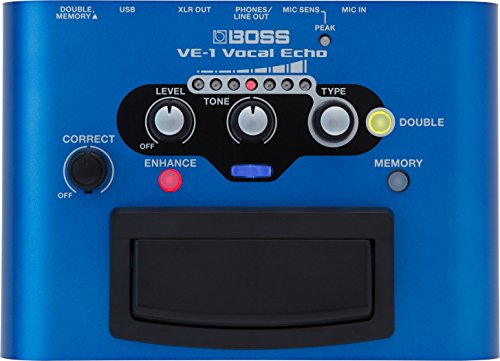 Boss VE-1 Vocal Echo ()