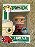 MARVEL FUNKO POP! STAN LEE COMIKAZE COMIC CON EXCLUSIVE FUNKO VINYL POP! 03