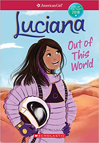 Image result for Luciana out of this world
