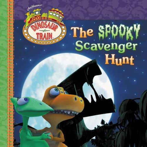 The Spooky Scavenger Hunt (Dinosaur Train) -