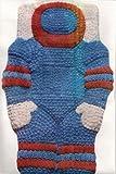 Wilton Cake Pan: Spaceman/Astronaut (502-2098, 1978)