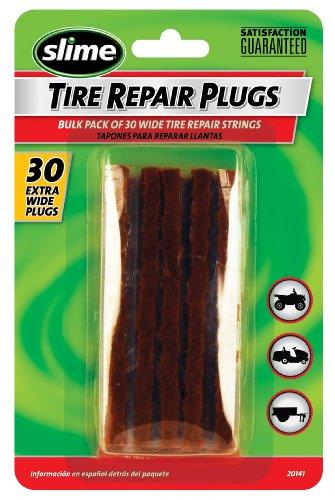 Wheels Wide Extra (Slime 20141 Extra-Wide Brown Tire Repair Strings, 4