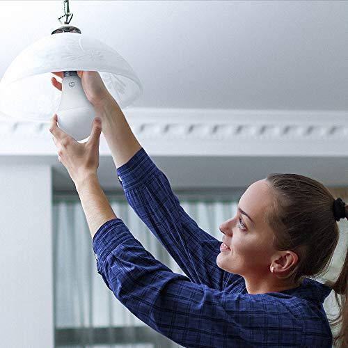 Smart Lâmpada Wi-Fi Positivo Casa Inteligente Smart Lâmpada Wi-Fi