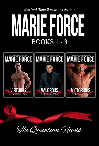 Romance Box - Quantum Series Boxed Set, Books 1-3