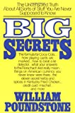 Big Secrets, William Poundstone, 0688048307