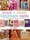 img - for Quick & Clever Handmade Cards (Quick and Clever) book / textbook / text book