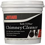 fireplace and t - Rutland Safe-T-Flue Chimney Cleaner, 5-Pound