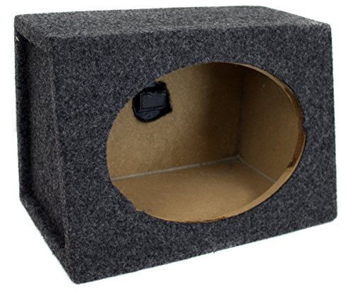 Q Power Pair 6 x 9 Inches Unloaded Boxes, 1-Pair by Q Power (Image #1)