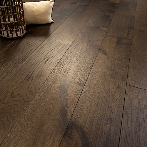 Wide Plank 7 1/2' x 1/2' European French Oak...