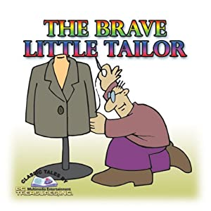 The Brave Little Tailor Audiobook