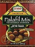 Ziyad Falafil Dry Mix, 12-Oz. (340.5 g), (Pack of 6)