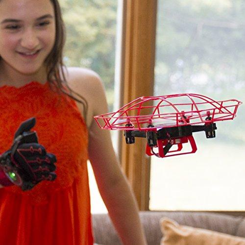 51UvIjeq17L - KD Interactive Aura Drone with Glove Controller