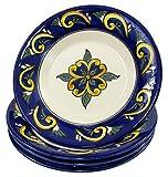 Le Souk Ceramique RY39 Ceramic Stoneware, Blue