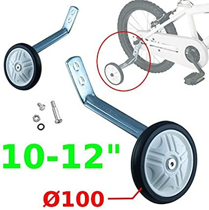 For 6-18-20-22-24 inch Bike Kids Bicycle Stabilisers Universal Cycle Training