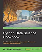 Python Data Science Cookbook Front Cover