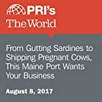 From Gutting Sardines to Shipping Pregnant Cows, This Maine Port Wants Your Business | Jason Margolis
