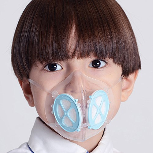 TOTOBOBO Petite Anti Pollution Mask