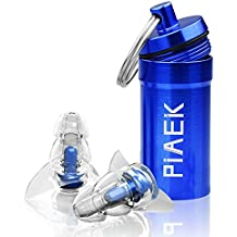 Earplugs High Fidelity Noise Cancelling Ear Protection Musicians for Concerts Bands DJs Nightclubs Motorcycles Sleeping