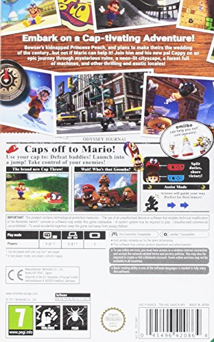Super Mario Odyssey (Nintendo Switch) 2