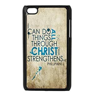 Philippians 4:13 Religious Bible Verse Inspirational Quote Protective Hard PC For Case Samsung Galaxy Note 2 N7100 Cover