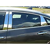 10 Piece Stainless Pillar Post Trim PP56583 QAA fits 2016-2020 Buick Envision