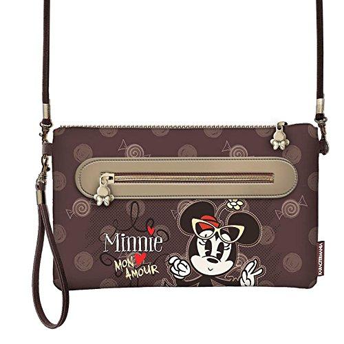 (Disney Minnie Mon Amour Action Handy Bag )
