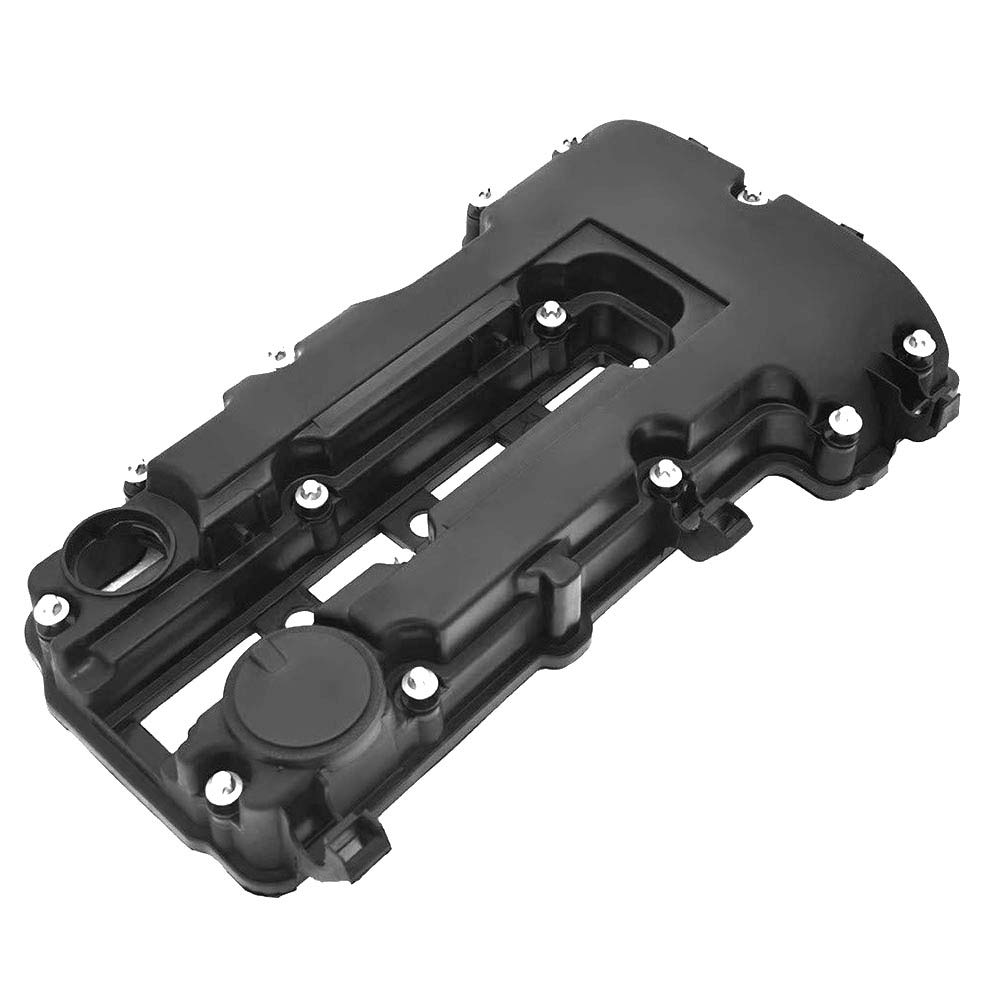 Yeeoy Camshaft Engine Valve Cover Fits Chevrolet Cruze2011-2016 Fits Sonic Cadillac Buick 1.4L Gaskets Bolts Replaces OE# 25198874 55573746 25198498