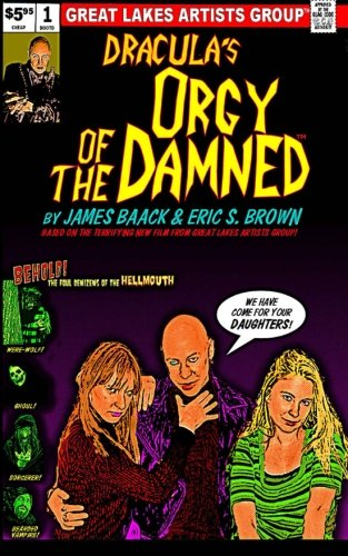 Dracula's Orgy of The Damned - Orgy Brown
