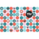 The Stigu Stickers 2: 350 Fun and Functional Stickers for Everyday Inspiration
