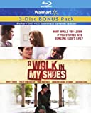 DVD : A Walk In My Shoes (3-Disc Bonus Pack Blu-ray DVD Soundtrack CD) [Blu-ray]