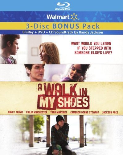 A Walk In My Shoes (3-Disc Bonus Pack Blu-ray DVD Soundtrack CD) [Blu-ray]