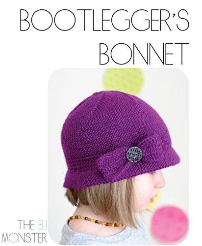 Bootlegger Costumes (The Bootleggers Bonnet Digital Knitting Pattern)