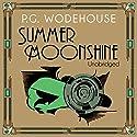 Summer Moonshine Hörbuch von P. G. Wodehouse Gesprochen von: Jonathan Cecil