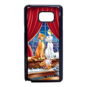 The Aristocats For Samsung Galaxy Note 5 Cell Phone Case Black BTRY15840