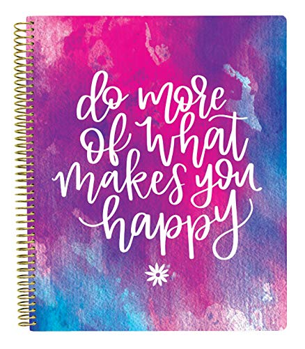 (bloom daily planners All in One Ultimate Monthly & Weekly Undated Calendar Planner, Notebook, Sketch Book, Grid Pages, Coloring Book and More! 9