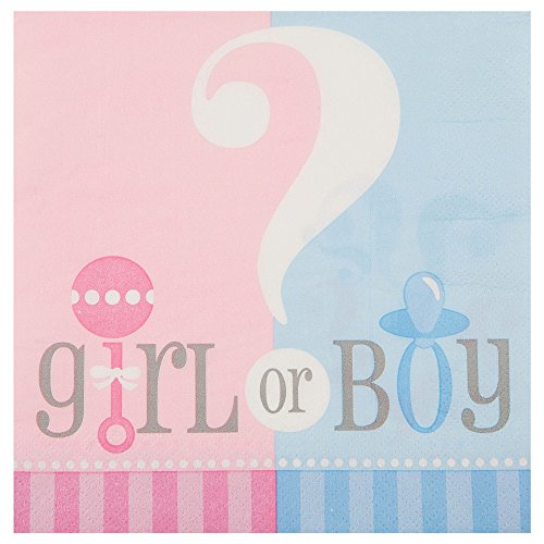 Halloween Costumes For Sale At Party City (Gender Reveal Party Napkins, 20ct)