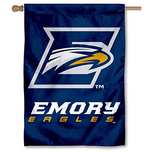 Emory Wood - Emory Eagles EU University College House Flag