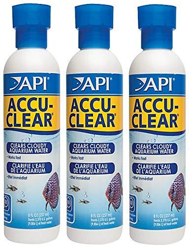 - API Accu-Clear Water Clarifier 8oz (3 Pack)