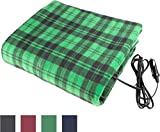 Trademark blanket Electric Blanket for Automobile-12 Volt Powered