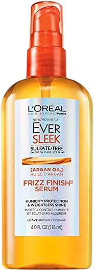 L'Oreal Paris Serum Ever Sleek sin Sulfatos, 118 ml