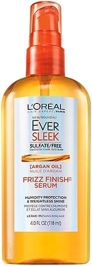 L'Oreal Paris Serum Ever Sleek sin Sulfatos, 118 ml