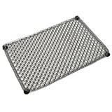 Garrett Wade Large Steel Coil Mat 20'' x 32'' -Weather Proof Outdoor Mat