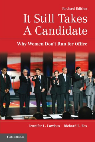 It Still Takes A Candidate: Why Women Don't Run for - Run Usa Fox