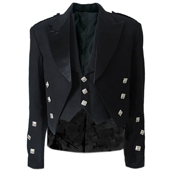 Tartanista Prince Charlie Kilt Jacket & Waistcoat