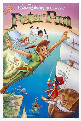 6f3bf411853ed Amazon.com: Peter Pan POSTER Movie (27 x 40 Inches - 69cm x 102cm ...